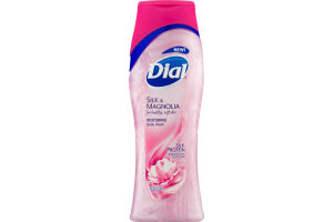 Dial Silk & Magnolia Restoring Body Wash