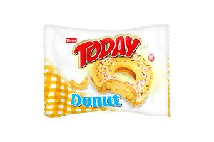 Пончик з бананом Today м/у 50г