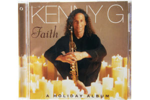 Kenny G Faith A Holiday Album CD