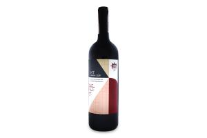 Вино 0.75л 13.4% червоне сухе КТ Виноробне господарство Князя П.М. Трубецького пл
