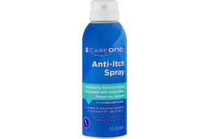 CareOne Anti-Itch Spray