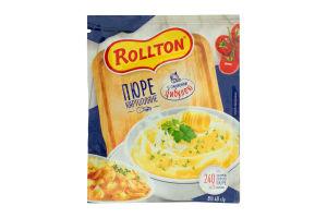 Пюре картофельное с жареным луком Rollton м/у 40г