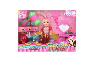Кукла с аксессуарами в ассортименте D*1