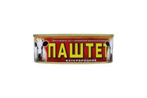 Паштет Бутербродний Галицький смак з/б 250г