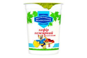 Кефір 0.5% Івано-Франківський міськмолзавод ст 450г
