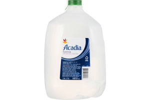 Acadia Drinking Water Purified