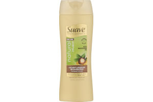 Suave Professionals Moisturizing Shampoo Natural Infusion