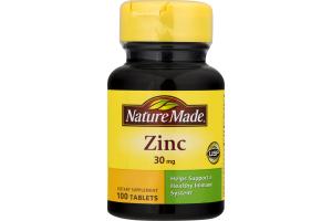 Nature Made Zinc - 100 CT