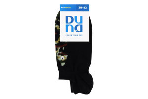 Шкарпетки чоловічі Duna №2582 25-27 чорний