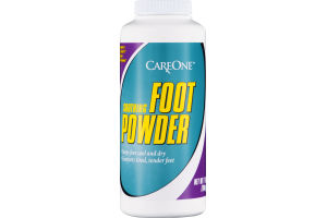 CareOne Soothing Foot Powder