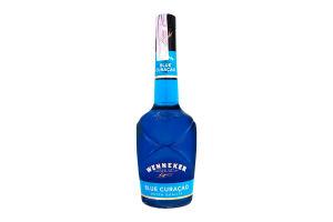 Ликер Wenneker Blue Curacao