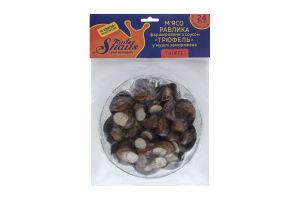 Мясо улитки фаршированное с соусом в ракушке Трюфель Tante Snails м/у 210г
