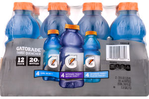 Gatorade Thirst Quencher Variety Pack - 12 PK