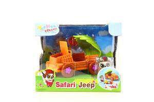Іграшка Simba Ляльковий набір Юху Машинка 5950590