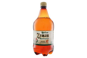 Пиво Zeman Традиційне світле пет 1л х6