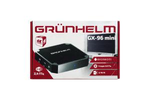 Приставка Смарт ТВ GX-96 mini Grunhelm 1шт