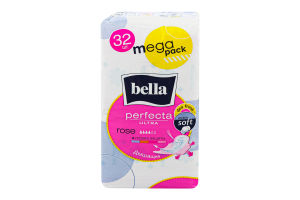 Прокладки гігієнічні Rose Perfecta Ultra Bella 32шт