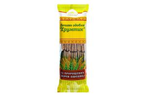 Печиво здобне з пророщених зерен пшениці Хрумтик Росток м/у 250г
