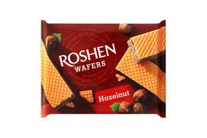 Вафлі Roshen Wafers Hazelnut 72г х6