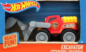Іграшка для дітей від 3років №2447 Екскаватор Hot Wheels Klein 1шт