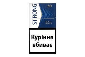 Сигарили Strong Royal Compact
