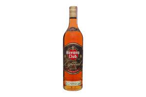 Ром 0,7л 40% Havana Club Anejo Especial