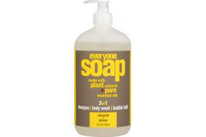 Everyone Soap 3-In-1 Coconut + Lemon