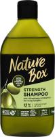 Шампунь для волосся Olive oil Strength Nature Box 385мл