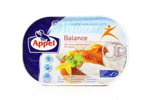 Сельдь филе в кисло-сладком соусе Азия Apple 200г