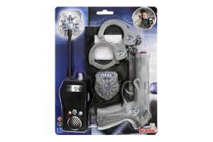 Набір поліцейського іграшковий для дітей від 3років Simba 1шт