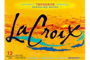 La Croix Tangerine Sparkling Water - 12 CT