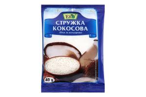Стружка кокосовая Эко м/у 40г