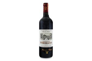 Вино 0.75л 14.5% червоне сухе Saint-Emilion Grand Cru Chateau Fombrauge пл