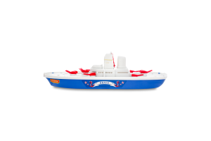 Іграшка Polesie Крейсер Сміливий пластиковий art.56405 х6