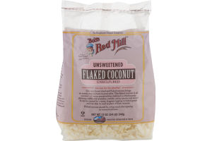 Bob's Red Mill Unsweetened Flaked Coconut Unsulfured
