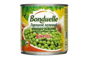 Горошек экстра-нежный Bonduelle ж/б 400г