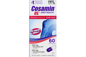 Cosamin DS Exclusive Formula Joint Health Supplement- 60 CT