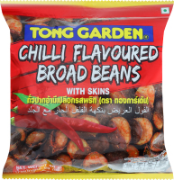 Квасоля смажена чилі Tong Garden м/у 60г