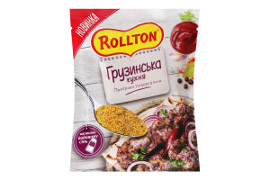 Приправа універсальна Грузинська кухня Rollton м/у 60г
