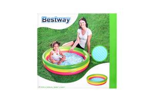 Бассейн Bestway надувной детский D-03