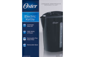 Oster Electric Kettle 7 Cup
