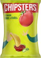 Чіпси картопляні Томат спайсі Chipster's м/у 130г