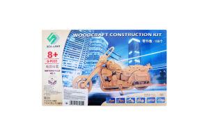 Конструктор Мотоцикл деревянный D*-1