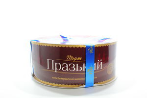 Торт шоколадный Пражский Peki к/у 900г