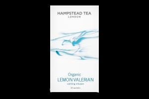 Чай Hampstead tea лимон-валериана