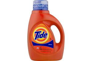Tide Laundry Detergent Original