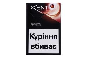 Сигарети з капсулою у фільтрі Feel Velvet Kent 20шт