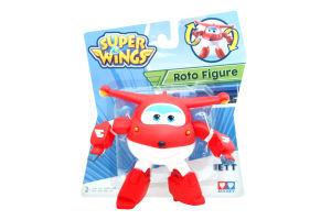 Іграшка фігурка Super Wings вращ. Jett арт. YW710001