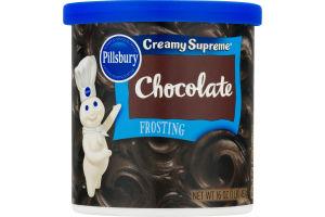 Pillsbury Frosting Chocolate
