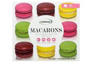 Пирожное Gulfstream Macarons MIX